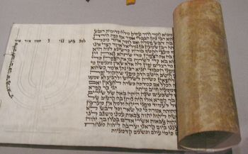 Bible manuscrit